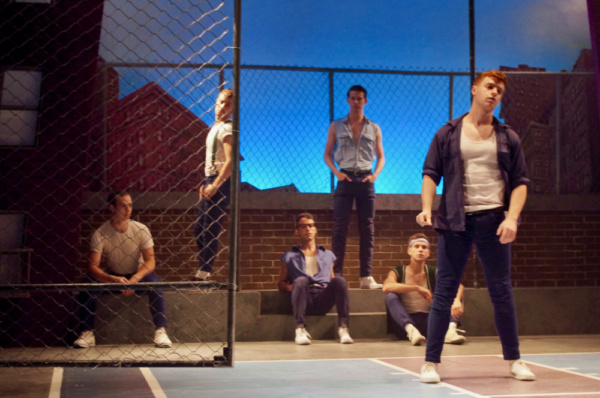 Photo Flash: First Look at WEST SIDE STORY at New London Barn Playhouse