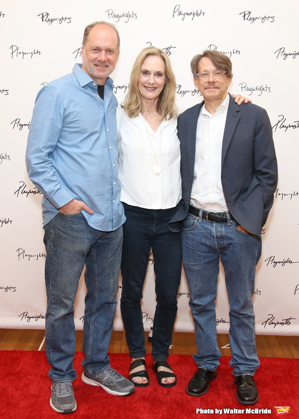 Photo Coverage: Meet the Company of FOR PETER PAN ON HER 70th BIRTHDAY!