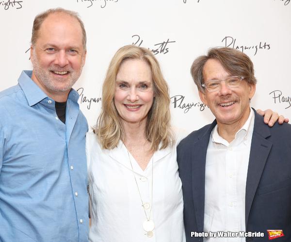Daniel Jenkins, Lisa Emery and Ron Crawford