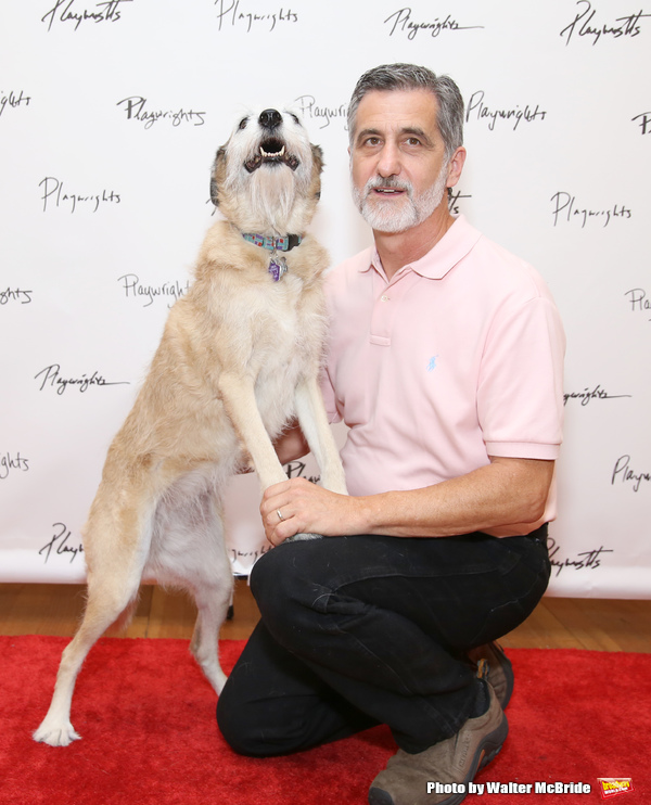 William Berloni with Macy
