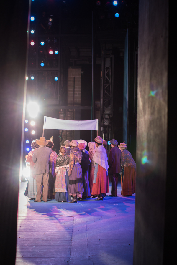 BWW Photo Exclusive: Go Backstage at the Muny's THE UNSINKABLE MOLLY BROWN