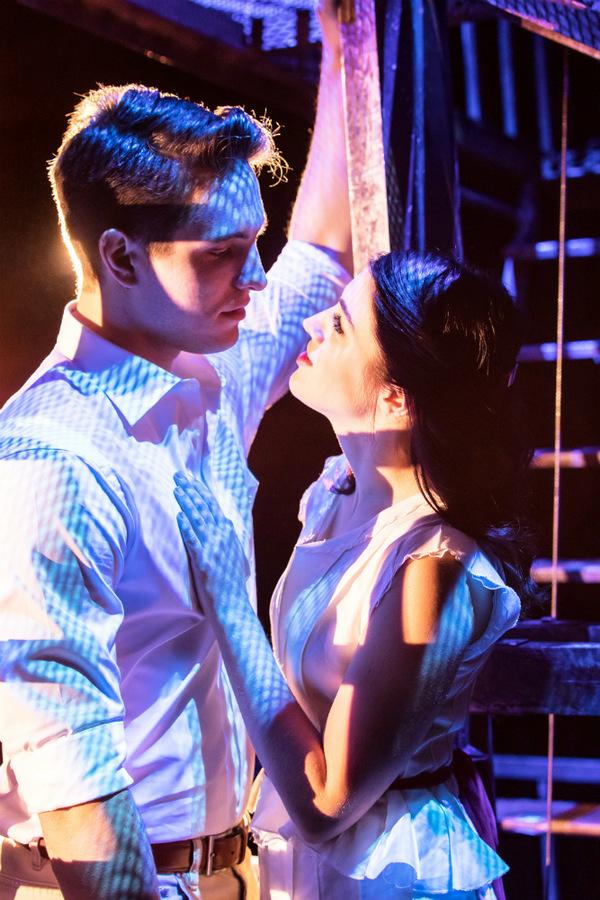 Photo Flash: Manila-Bound WEST SIDE STORY; Show Runs 8/10-27