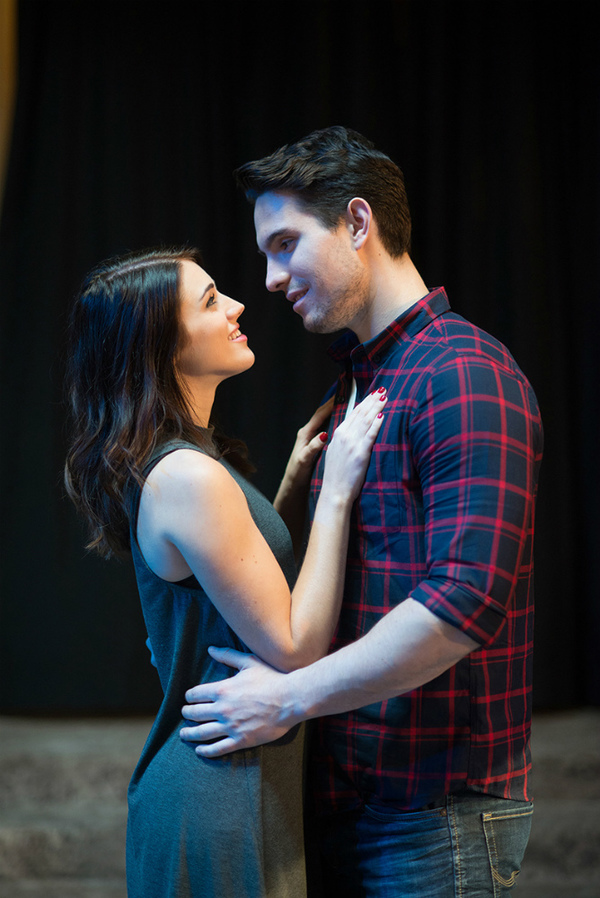 Kevin Hack and Jenna Burns Photo
