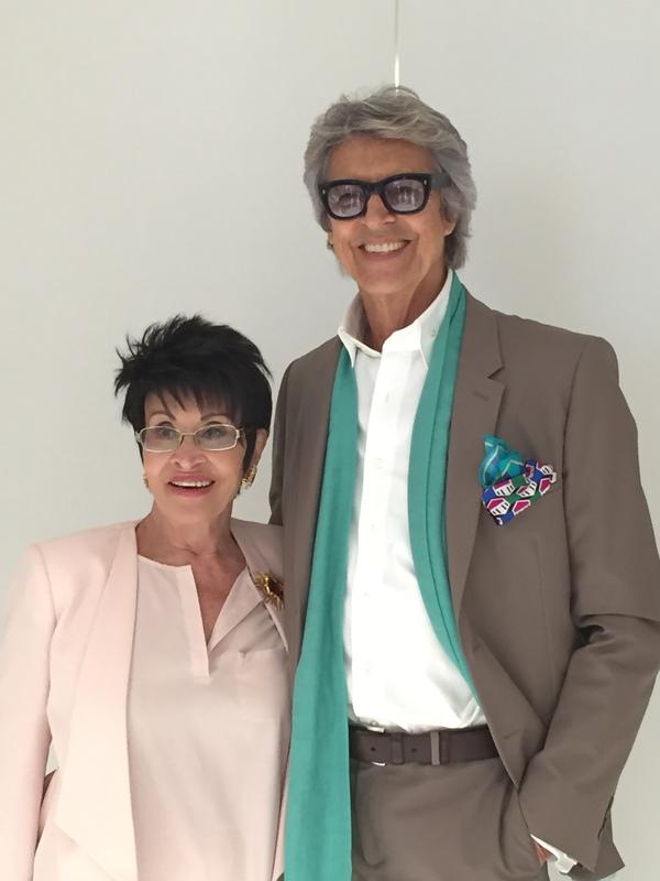 Chita Rivera and Tommy Tune Photo