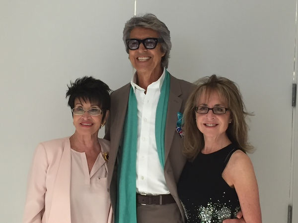 Chita Rivera, Tommy Tune and Nikki Feirt Atkins Photo