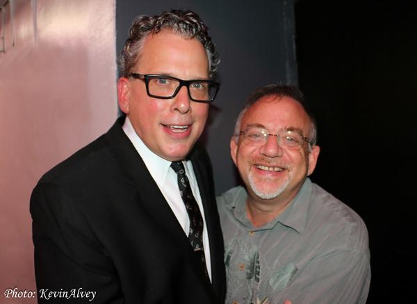 Billy Stritch and Marc Shaiman