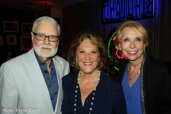 Ralph Howard, Linda Lavin and Julie Halston