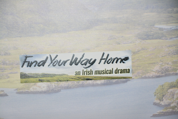 Photo Coverage: FIND YOUR WAY HOME (An Irish Musical) Plays Symphony Space