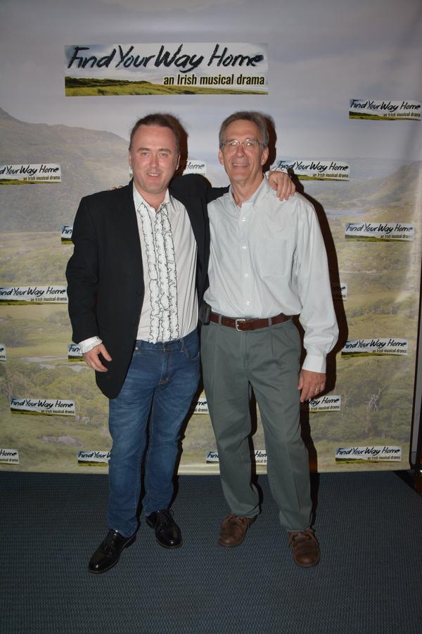 Jimmy Kelly and Jeff Strange