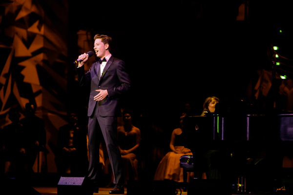 Photo Flash: California Teen Finn Sagal Named National Songbook Youth Ambassador
