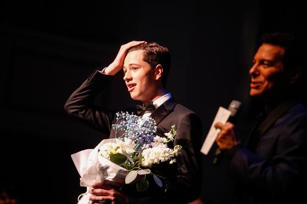 Photo Flash: California Teen Finn Sagal Named National Songbook Youth Ambassador