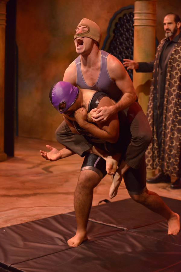 Photo Flash: AS YOU LIKE IT Comes to Antaeus This Month