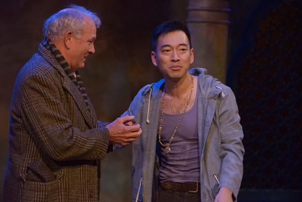 Tim Halligan and Daisuke Tsuji