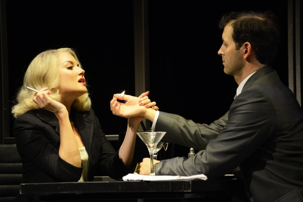 Photo Flash: First Look at the UK Premiere of Alfred Hitchcock's NORTH BY NORTHWEST
