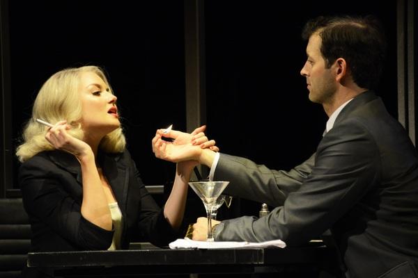 Olivia Fines and Jonathan Watton