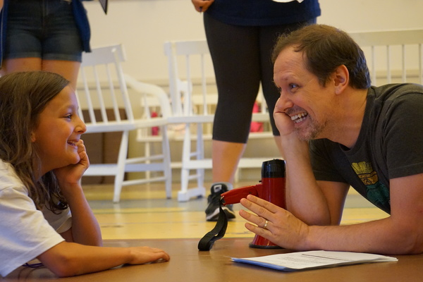 Photo Flash: In Rehearsal for Starry WILLY WONKA and 'JOSEPH' at NewArts