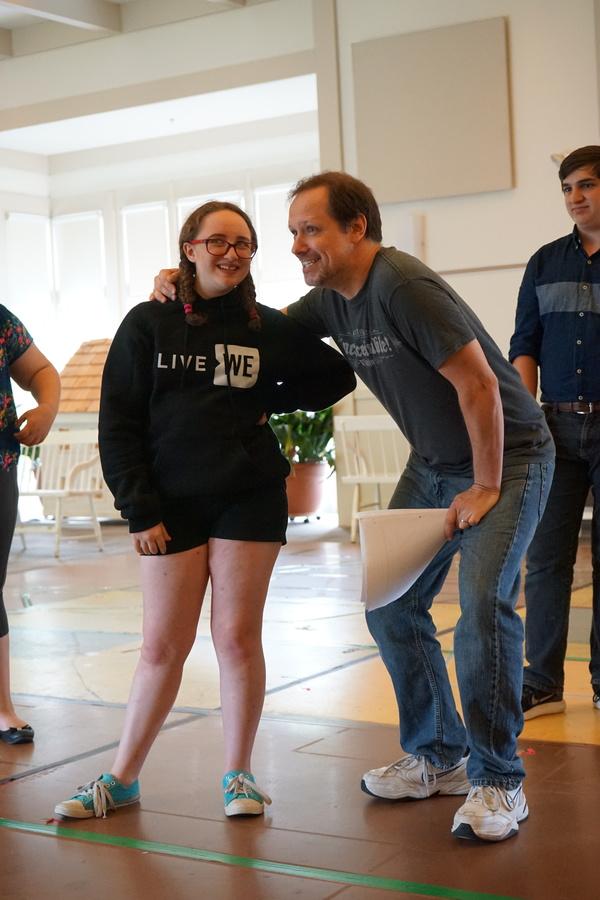 Nicole Kolitsas with Jim Stanek Photo