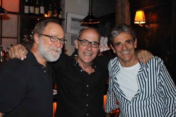 Robert Zukerman, Robert Emmet Lunney, Richard Romagnoli