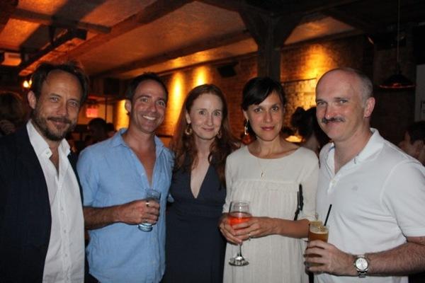 Alex Draper, Christopher Marshall, Megan Byrne, Stephanie Janssen, Christian Parker Photo