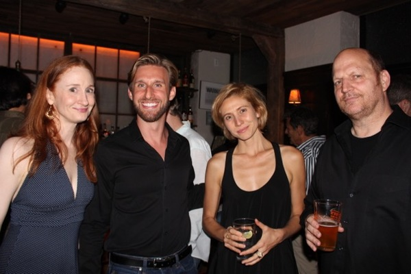 Megan Byrne, Bill Army, Kathleen Wise, Steven Dykes Photo