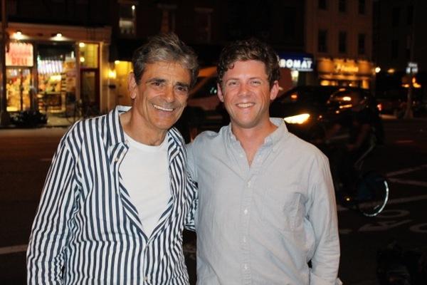 Photo Flash: PTP/NYC Celebrates ARCADIA, PITY IN HISTORY Opening Off-Broadway