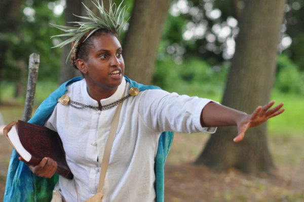 Photo Flash: Sneak Peek - Shakespeare Academy @ Stratford's THE TEMPEST Opens This Saturday