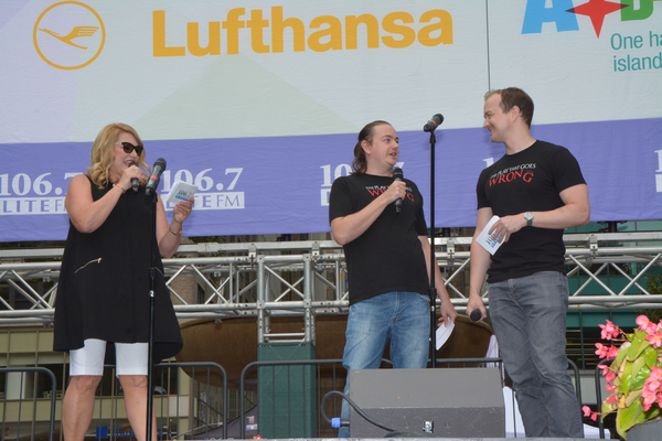 Photo Coverage: A BRONX TALE, ANASTASIA, and More Enchant the Crowd at Broadway in Bryant Park