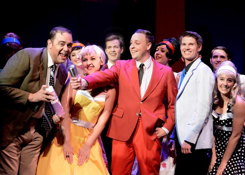 BWW Review: Laguna Playhouse Welcomes Adorably Plucky HAIRSPRAY