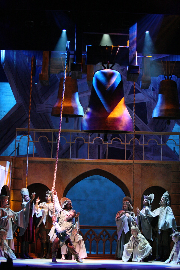 Photo Flash: First Look at MTWichita's THE HUNCHBACK OF NOTRE DAME, Starring Skylar Adams, Erin Clemons, and More