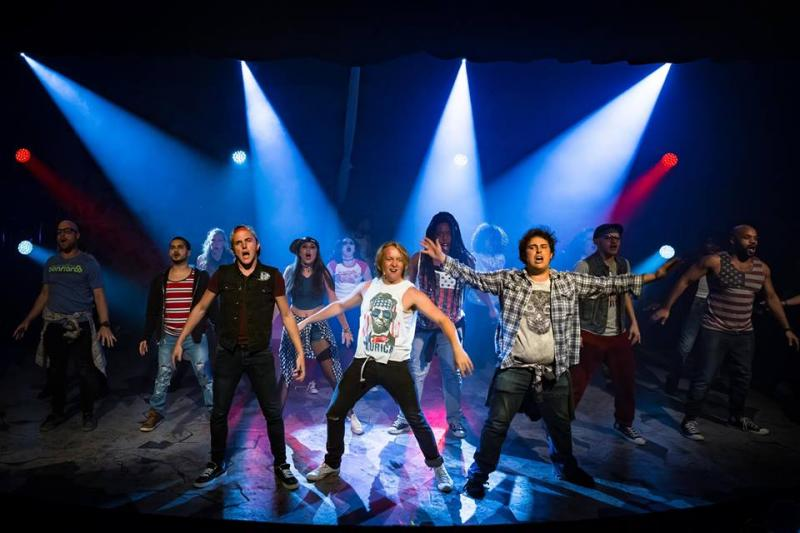 BWW Review: Players By The Sea's AMERICAN IDIOT  Is Needed and Important