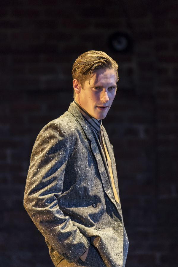Photo Flash: First Look at John Tiffany-Helmed ROAD at the Royal Court Theatre
