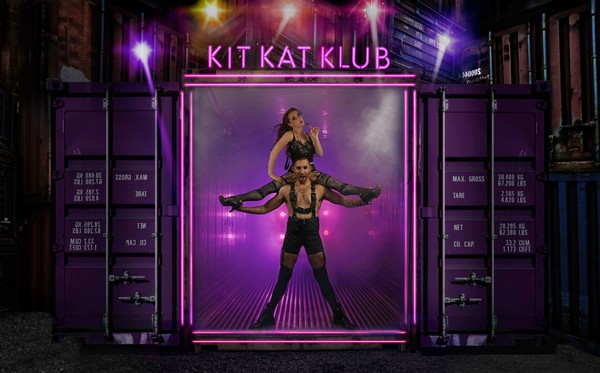 Photo Flash: Cast of Serenbe Playhouse's CABARET Poses in the Kit Kat Club