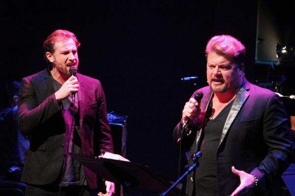 Jon Robert Hall and Rob Evan