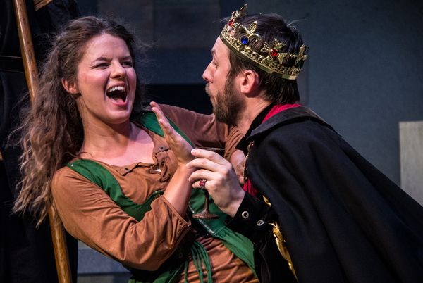 Photos: First Look at MARIAN, OR THE TRUE TALE OF ROBIN HOOD at Know Theatre