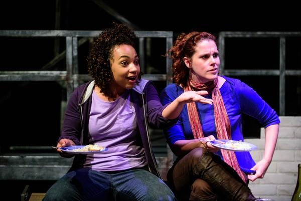 Samantha Newcomb and Adrienne Matzen