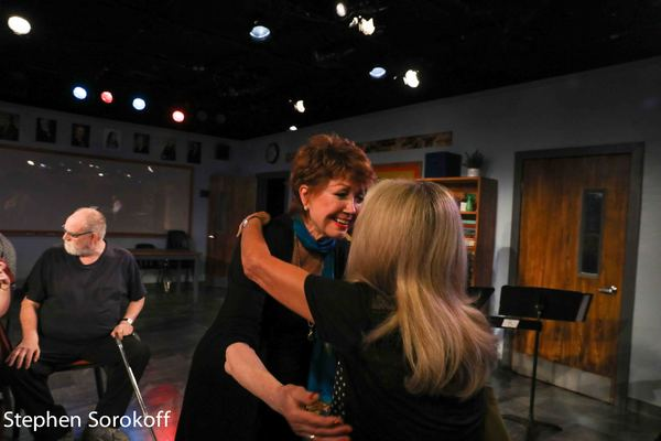 Photo Coverage: Donna McKechnie Stars in BUTTERFLIES Reading at Barrington Stage Co.