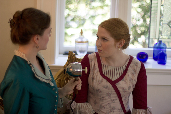 Photo Flash: Pear Theatre presents IN THE NEXT ROOM OR, THE VIBRATOR PLAY