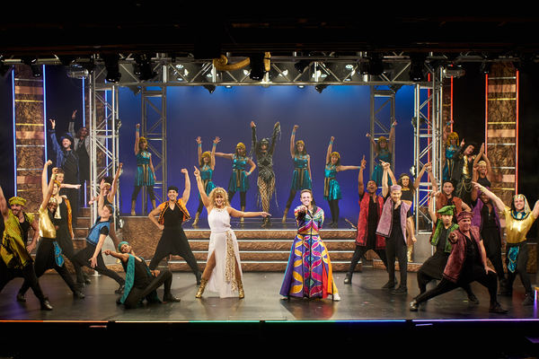 Photo Flash: Flat Rock Playhouse presents JOSEPH AND THE AMAZING TECHNICOLOR DREAMCOAT
