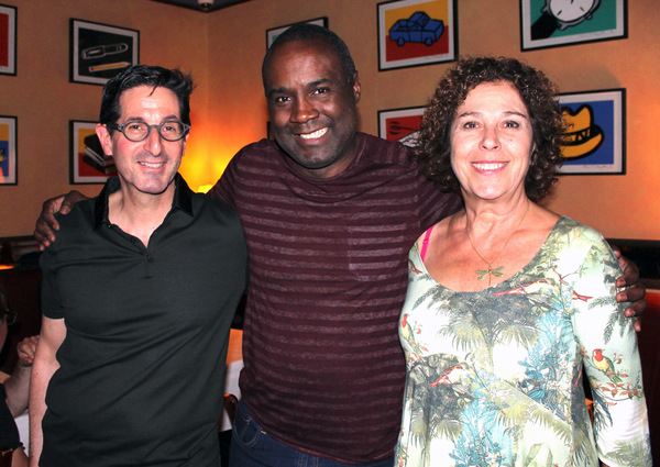 Dan Manjovi, Kermitt Brooks, and Donna Trinkoff.