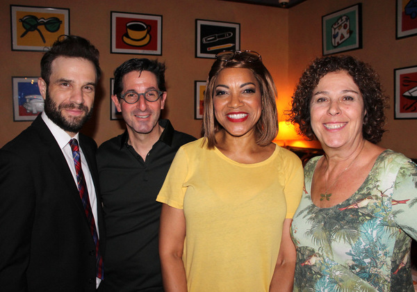 Devon Goffman, Dan Manjovi, Grace Hightower De Niro, Donna Trinkoff.