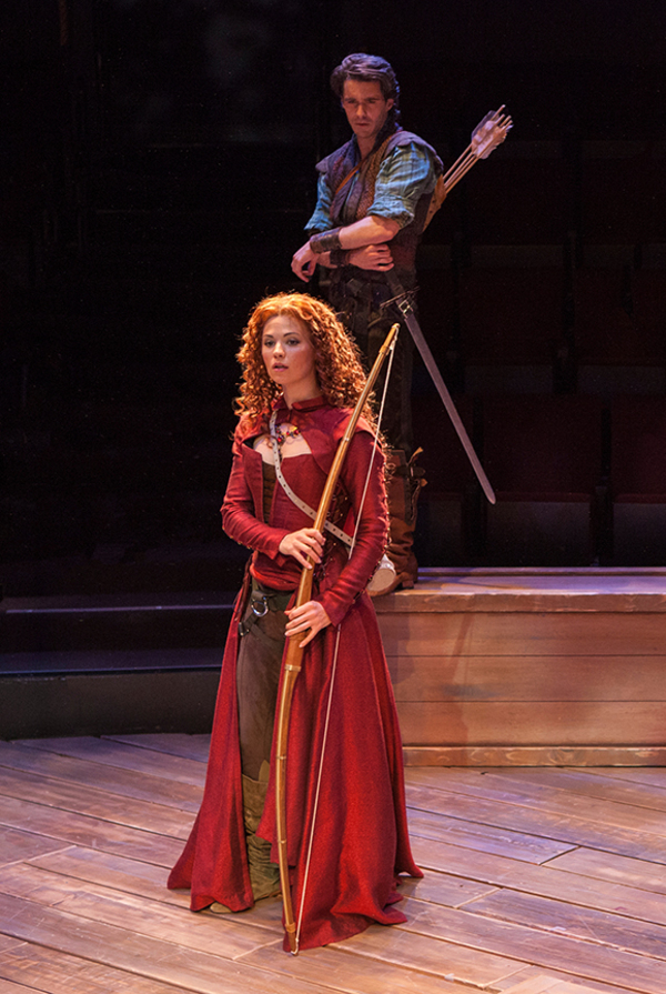 Photo Flash: Ken Ludwig's ROBIN HOOD! Opens at The Old Globe This Sunday