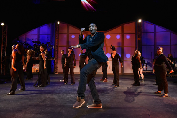 Photo Flash: Black Ensemble's LAST DANCER STANDING Opens Sunday