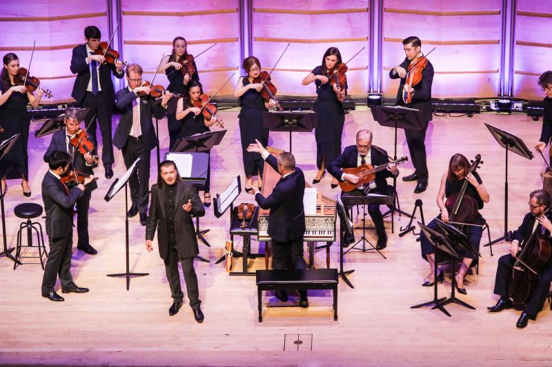 BWW REVIEW: Dmitry Sinkovsky Returns To Australia To Present THE SINGING VIOLIN With The Australian Brandenburg Orchestra