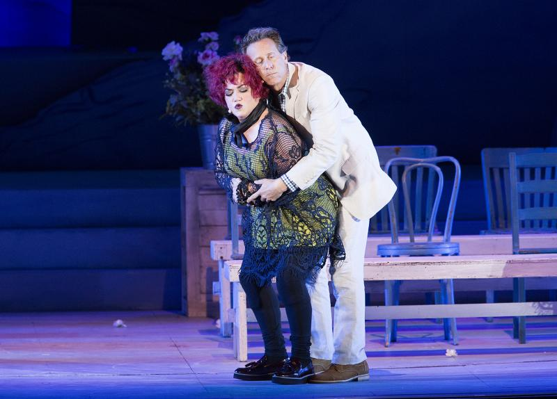 BWW Review: Nettles and Cameron Lead an Exuberant MAMMA MIA! at the Hollywood Bowl