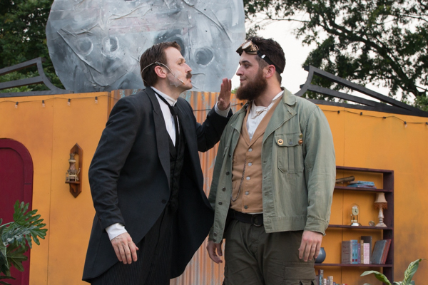 Photo Coverage: First Look at Actor's Theatre of Columbus' EMPEROR OF THE MOON