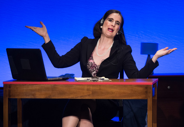 Photos: First Look at NYMF's I AM, I WILL, I DO Starring Stephanie D'Abruzzo, Grace Hightower De Niro, and More