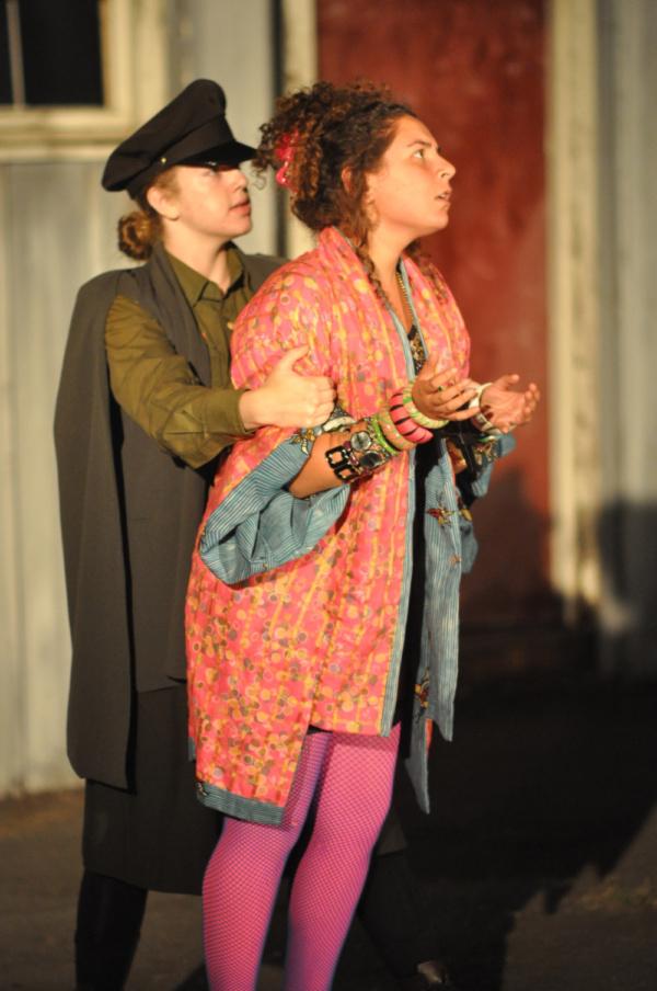 Shana Laski and Gina Fonseca Photo