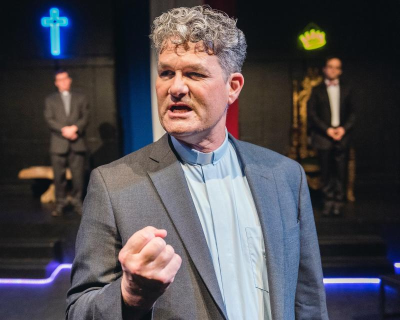 BWW Review: SAINT JOAN Charges in at Fred Stone Theatre