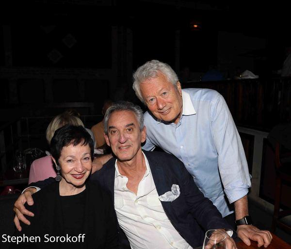 Lynn Ahrens, Lee Tannen, Stephen Sorokoff Photo