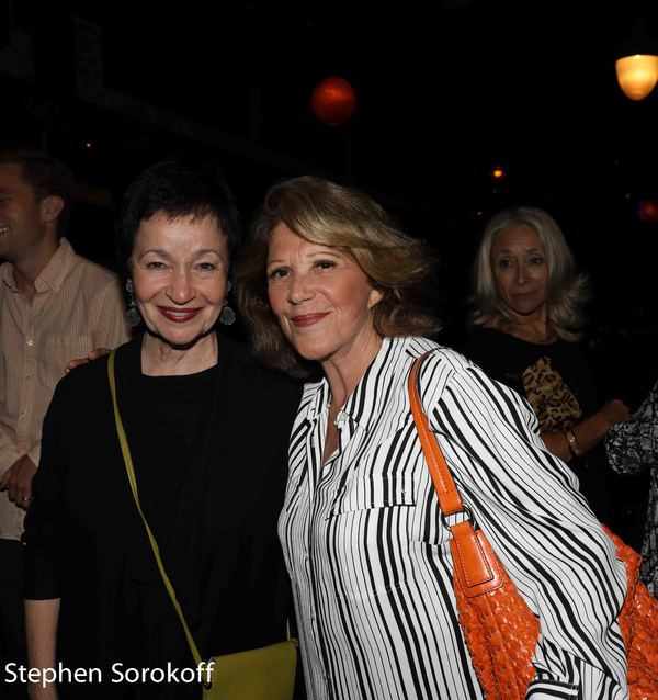 Lynn Ahrens & Linda Lavin